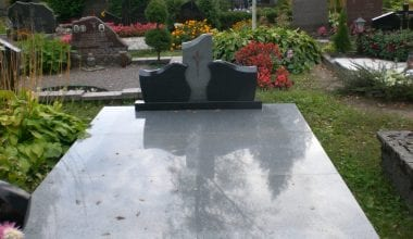 Гранитные плиты для могил - 1