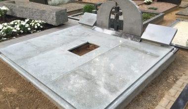 Гранитные плиты для могил - 13