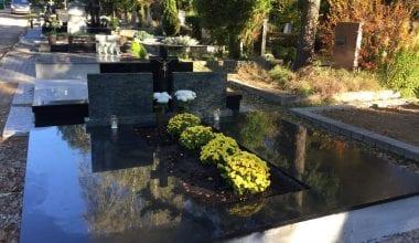 Гранитные плиты для могил - 17