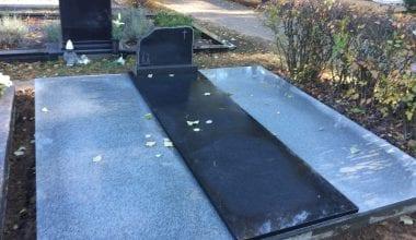 Гранитные плиты для могил - 18