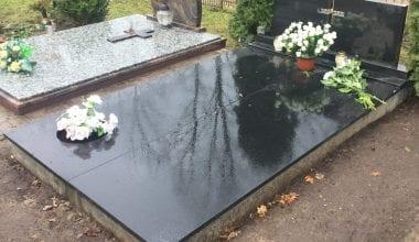Гранитные плиты для могил - 19