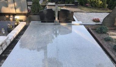 Гранитные плиты для могил - 27