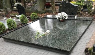 Гранитные плиты для могил - 3