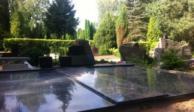 Гранитные плиты для могил - 6