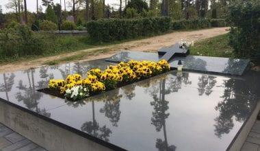 Гранитные плиты для могил - 8