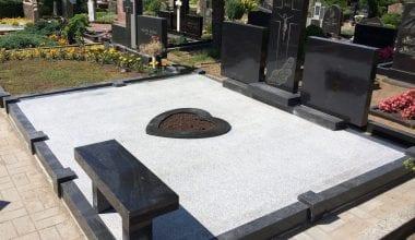 Гранитные плиты для могил - 9